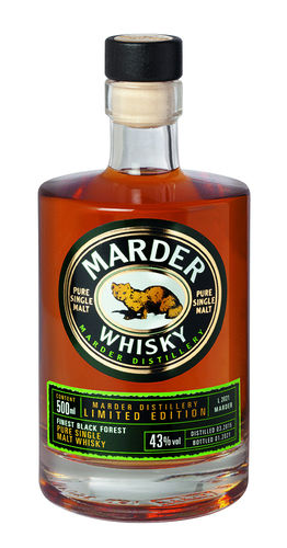 Marder Single Malt Whisky - LE 2021