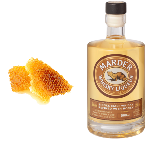 Marder Whisky Liqueur