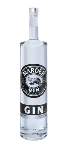 Marder GIN - Big Bottle